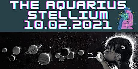 The Aquarius Stellium 2021 tickets