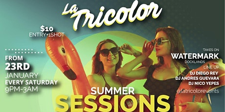 Summer Sessions by La Tricolor Events tickets