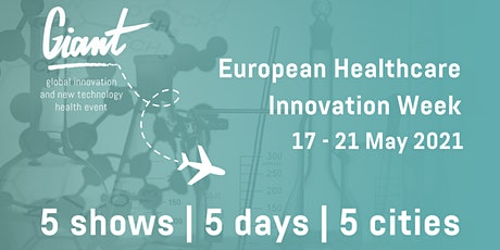 EUROPEAN HEALTH TECH WEEK tickets
