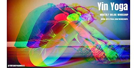 Yin Yoga & Compassion | 90 min Yin Yoga workshop |Online via Zoom tickets