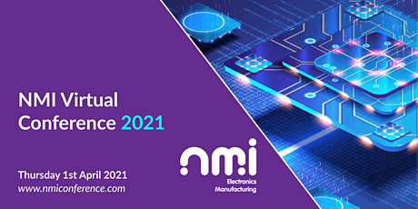 NMI Conference 2021 tickets