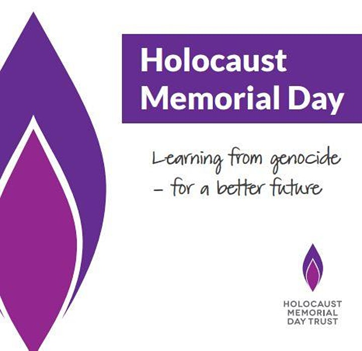 Holocaust Memorial Day 2021 in Lambeth image
