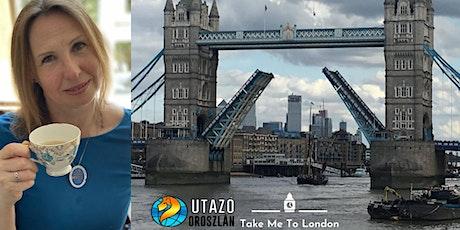Zoom Tea avagy Virtuális Tea túra Londonban Tickets