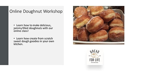 Online Sweet dough Workshop tickets