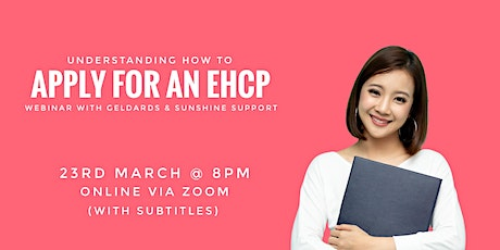 Understanding How To Apply For An EHCP tickets