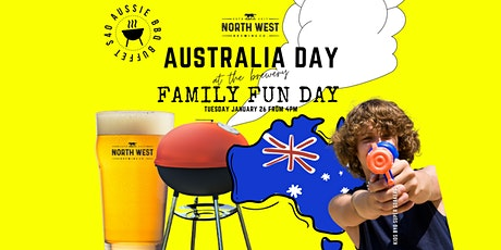 Australia Day - Family Fun Day at the Brewery tickets