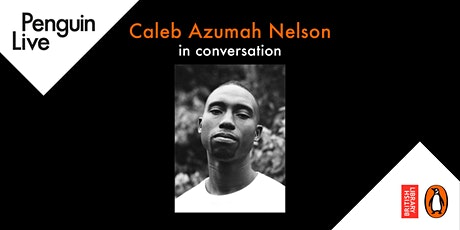 Caleb Azumah Nelson in conversation: Open Water tickets