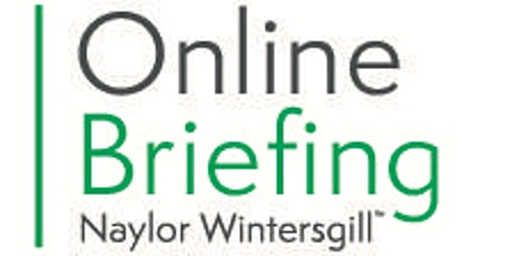 Budget 2021: Naylor Wintersgill Online Briefing tickets