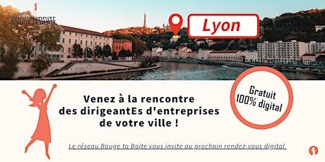 Venez découvrir le réseau business 100% féminin à Lyon City billets
