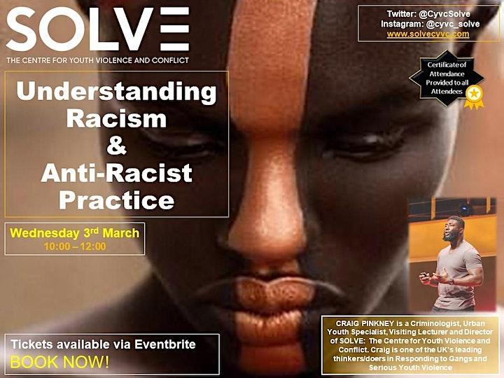 Understanding Racism and Anti-Racist Practice image