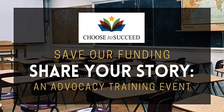 Share Your Story: An Advocacy Training Event tickets