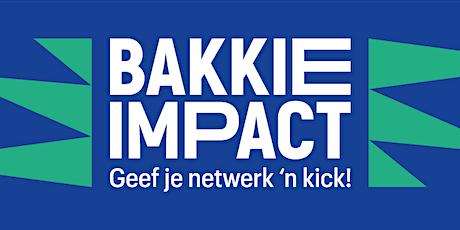 Bakkie Impact tickets