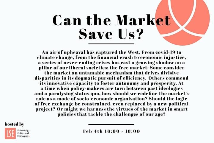 Can The Market Save Us? image