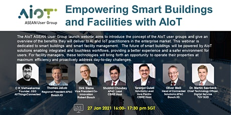 Empowering Smart Buildings and Facilities with AIoT tickets