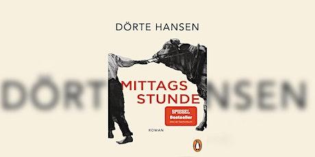 Online Book Club: Dörte Hansen's Mittagsstunde (Midday Hour) tickets