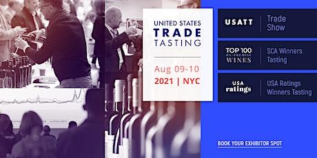 2021 USA Trade Tasting - Exhibitor Registration Portal tickets