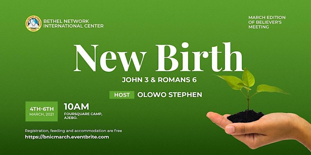 Image result for New Birth eventbrite