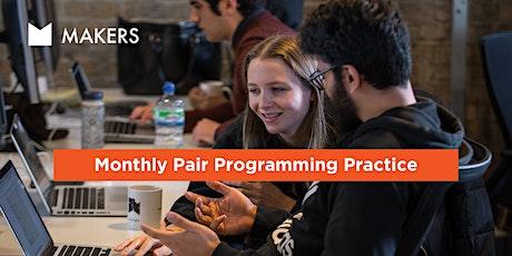 Code Accelerator: Pair Programming tickets