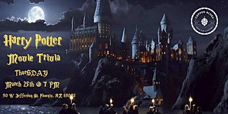 Harry Potter Movie Trivia at Copper Blues Rock Pub & Kitchen tickets
