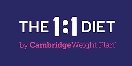 The 1:1 Diet by Cambridge Weight Plan - Business Opportunity tickets