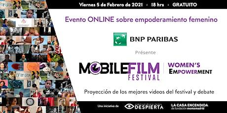 Mobile Film Festival 2021 boletos