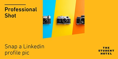 Professional shot - Linkedin Photography tickets