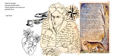 THE ART OF POETRY: Creative Writing and Drawing Online! tickets