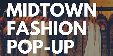 Midtown Fashion Pop Up  At Social Beer Garden tickets