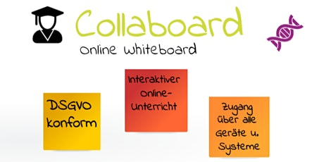 Online-Unterricht interaktiver und kreativer gestalten Tickets