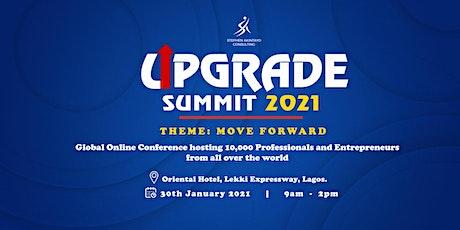 Upgrade Summit 2021 tickets