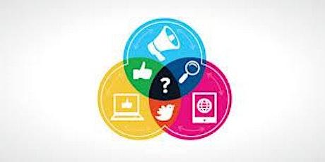 International SEO and social media masterclass tickets
