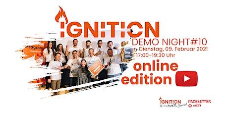 Ignition Demo Night #10 Tickets
