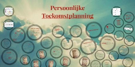 online workshop Toekomstplanning tickets