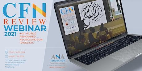 CFN Review WEBINAR 2021 tickets