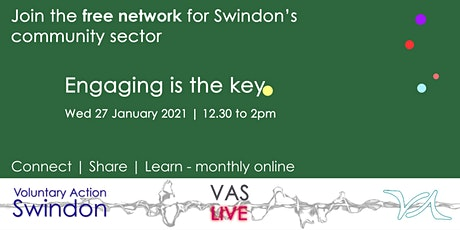 VAS-LIVE '21 - engaging is key tickets