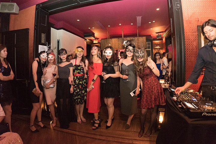 【Masquerade Ball】Singles Night 外滩十八号假面舞会 image
