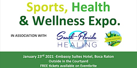 Boca Raton 2nd Annual Eco Trail Trekker Sports, Health & Wellness Expo tickets