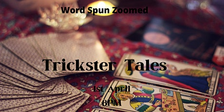 Word Spun Zoomed: Trickster Tales tickets