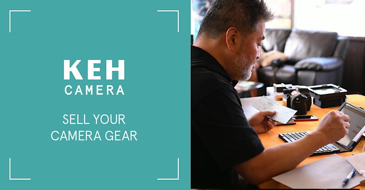 Sell your camera gear at Jack's Camera Huntingdon Valley