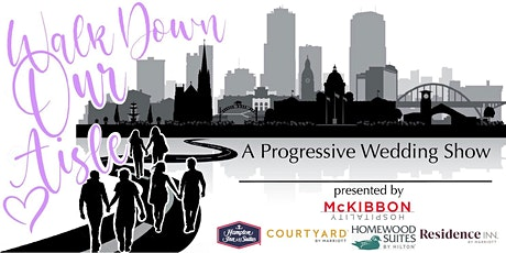 Walk Down Our Aisle: A Progressive Wedding Show tickets