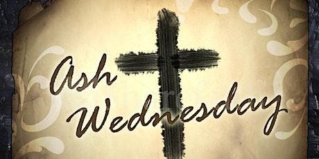 Ash Wednesday, February 17, 1800, Netzaberg Chapel tickets