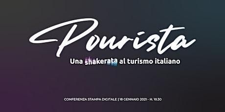 Conferenza Stampa - Pourista - Tourism Mixology biglietti