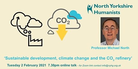 'Sustainable development, climate change and the CO2 refinery' tickets