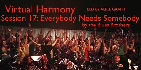 Virtual Harmony, Session 17: Everybody Needs Somebody tickets