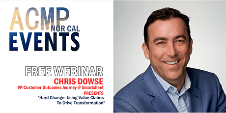 "FREE WEBINAR - ""Hard Change: Using Value Claims To Drive Transformation"" entradas"