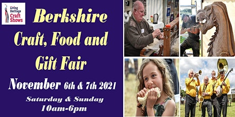 Berkshire Craft, Food & Gift Fair tickets