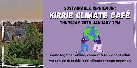 Kirrie Climate Café (January 2021) billets