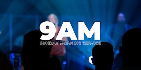 9 AM Sunday Morning Service tickets