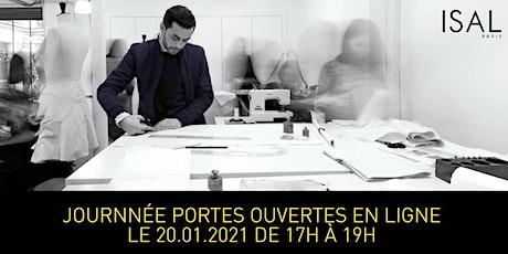 JOURNÉE PORTES OUVERTES JANVIER 2021 tickets