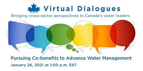 Virtual Dialogue: Pursuing Co-Benefits to Advance Water Management tickets